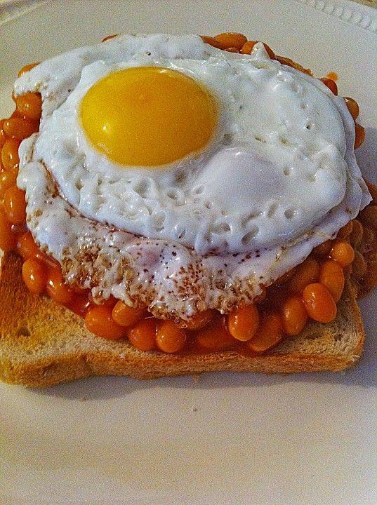 Beans on Toast (Rezept mit Bild) von handsabumsadaisy | Chefkoch.de