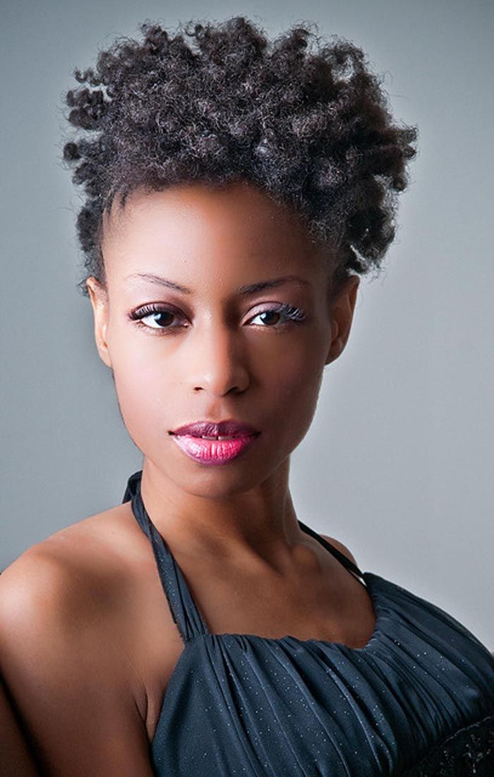 Pleasing 1000 Images About Natural Short Hair Styles On Pinterest Black Hairstyles For Women Draintrainus