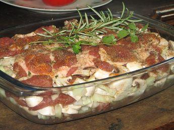 karkówka, mięso z karczku