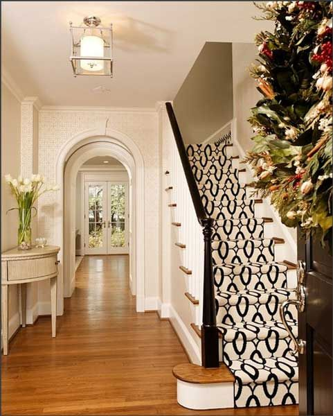 Ideas On Pinterest Runners Foyer Staircase And Wrought Iron Stair
