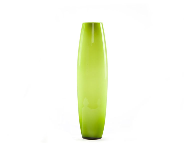 Structube - Accessories : Vases & candleholders : Glass vase (Green) Accessory idea