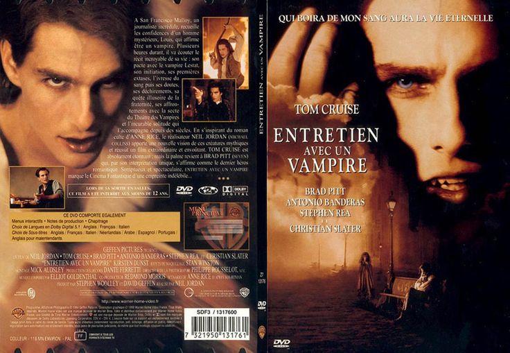 Jaquette DVD Entretien avec un vampire - SLIM