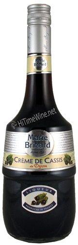 $17, MARIE BRIZARD CASSIS LIQUEUR 750ML