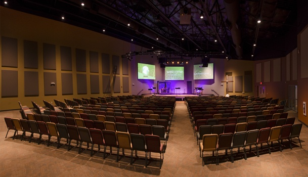 Crossroads Church began in 1991 with a few families, and today over 2,000 people attend. A United Methodist Church, Crossroads Church now operates three multi-site campus locations & provides a multi-venue experience at their main campus in Oakdale as a video venue.
