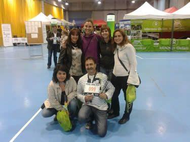 Els Bombers de Roses i Girona a punt per participar a la Intermon Oxfam Trailwalker