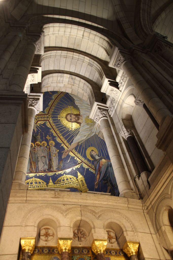 Paris, Sacre Coeur, 2014