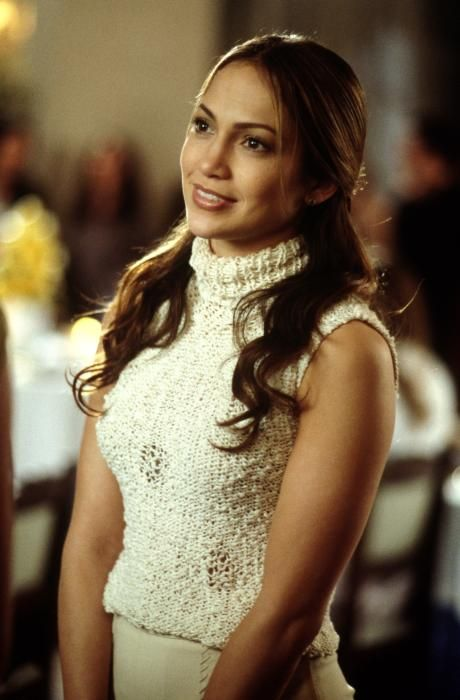 Jennifer Lopez - Mary Fiore, the Wedding Planner (2001)