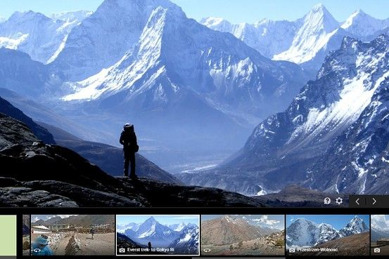 Google Street View has reached Everest. The tech titan on Thursday unveiled 360-degree panoramic images of the region around the world's highest mountain in collaboration with Apa Sherpa, who has reached the summit of Mount Everest more times than anyone else, with 21 successful ascents.