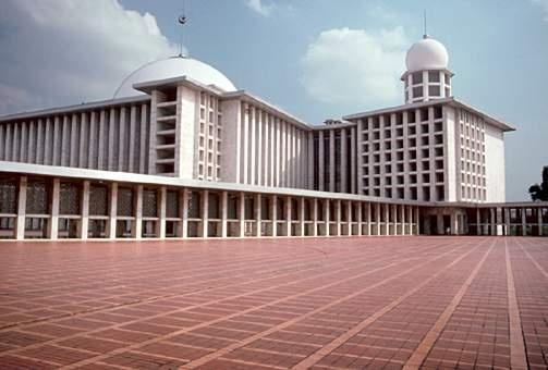Istiqlal Mosque, Jakarta – Indonesia