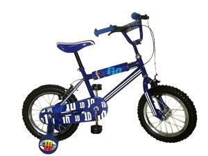 Lazy Town Sportacus 14 inch Bike This super cool Lazy Town Sportacus 14 inch Bike enables your little hero to get to his next activity in double quick time, features: BMX frame with safety pad set, 14 inch spoke wheels with chrome ef http://www.comparestoreprices.co.uk/outdoor-toys/lazy-town-sportacus-14-inch-bike.asp