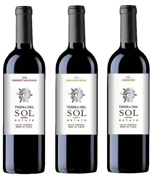 Tierra del Sol Wine