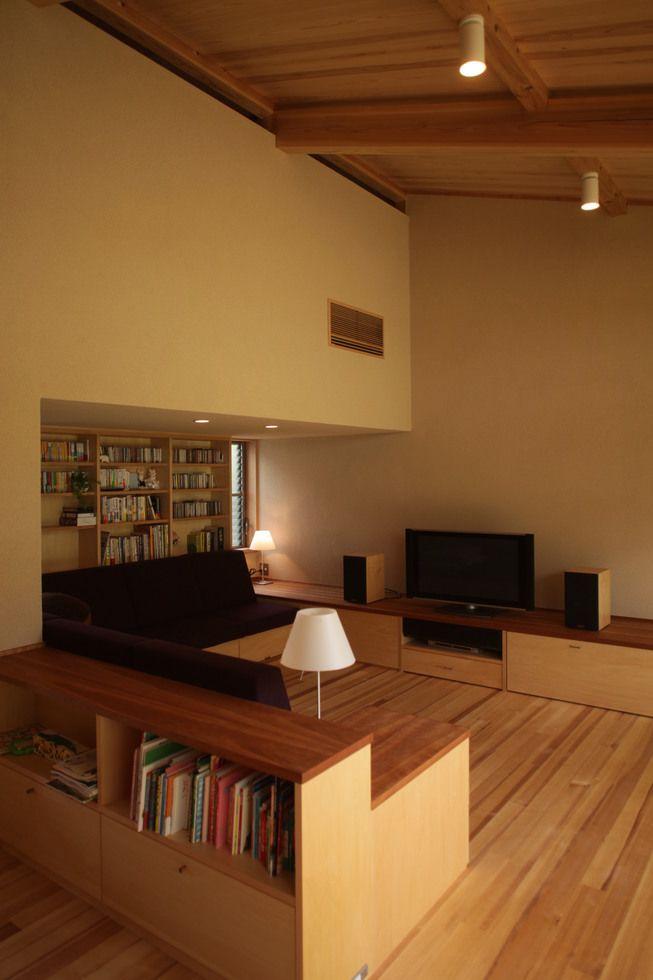 京田辺の家|横内敏人建築設計事務所