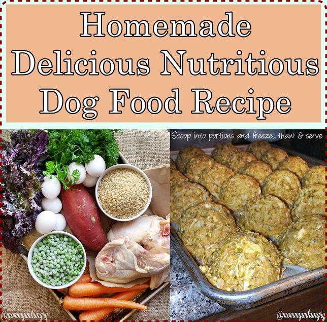 Homemade Delicious Nutritious Dog Food Recipe Homesteading  - The Homestead Survival .Com