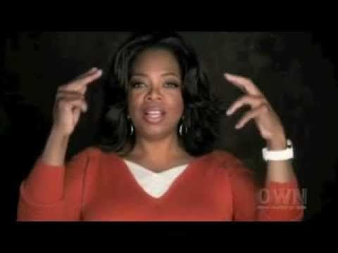 Oprah There Are No Mistakes - YouTube