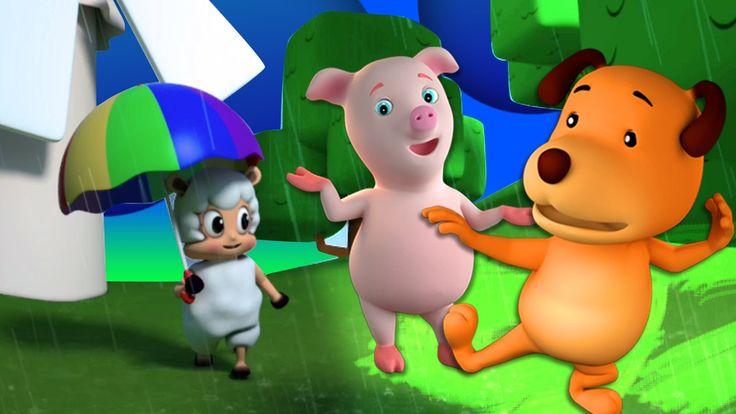 Chuva chuva vá embora | Canção dos miúdos | Rima de bebê | Rain Rain Go ...Hoje está chovendo rimas infantis pré-escolares na terra de Farmees e os animais Farmees não estão de humor para ficar dentro de casa. Então, as crianças, nós pensamos, você deve se juntar a eles na sessão de brincadeira de hoje. Você toddlers deve convidar todos seus amigos do jardim de infância demasiado e juntar-se lhes. #FarmeesPortuguese #rainsong #Crianças #nurseryrhymes #bebês #Préescolares #poema…