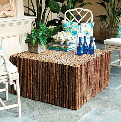 25 Unique DIY Coffee Table Ideas To Try at Home