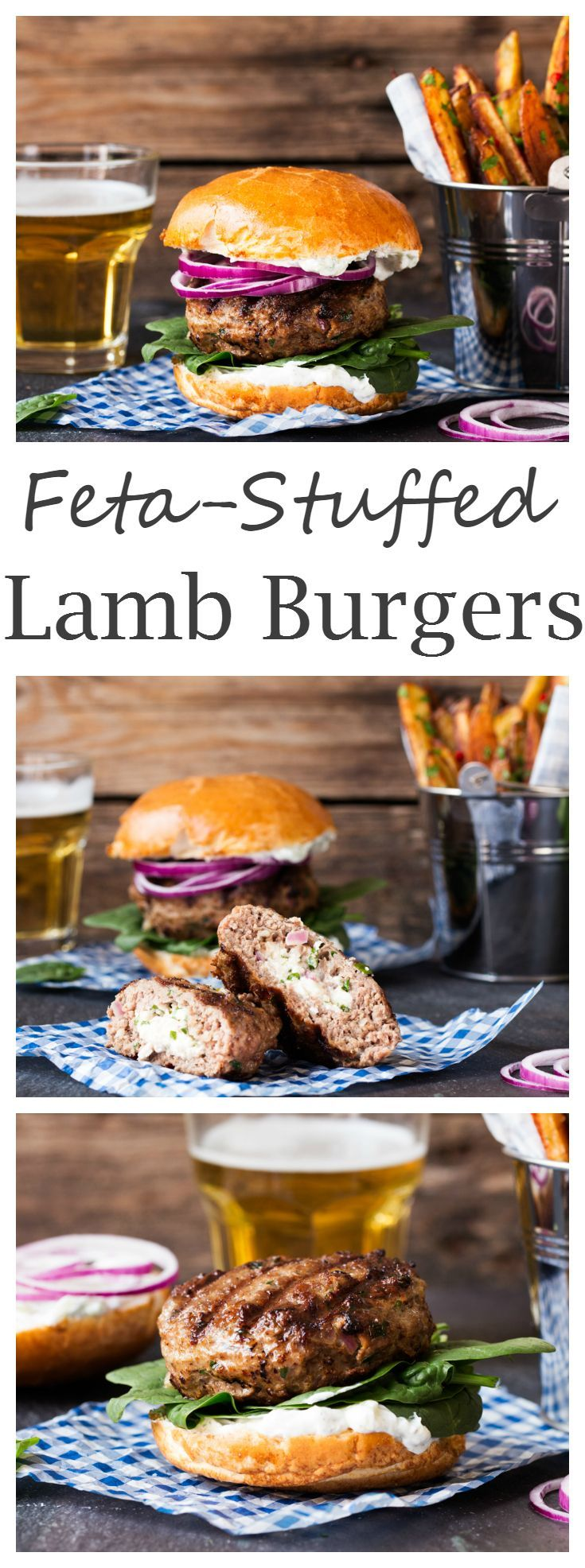 The 25+ best Lamb burgers ideas on Pinterest | Greek lamb ...