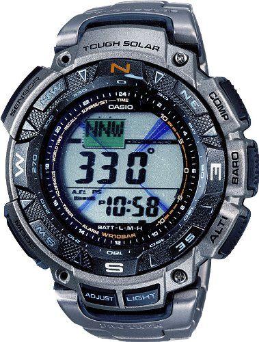 ddf1f4cf88e8 Reloj Casio Pro Trek para Hombre PRG-240T-7ER