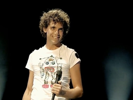 Mika 2008 - unknown gig