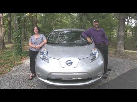 Actual Owner's 2012 Nissan Leaf Review. [buy a used '13 SV or SL LEAF to get the 6 KW charger included for faster 240 charging, also made in USA, though that H2O already flowed under...]