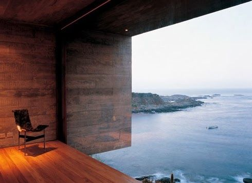 Somewhere I would like to live: Casa Pite / Smiljan Radic