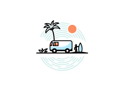 High by the Beach by Miguel Camacho