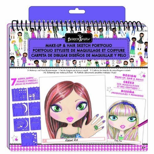 Really cool Fashion Design drawing sets for girls!  CLICK HERE TO GET ONE!abest toys age 5  best toys age 6  best toys age 7