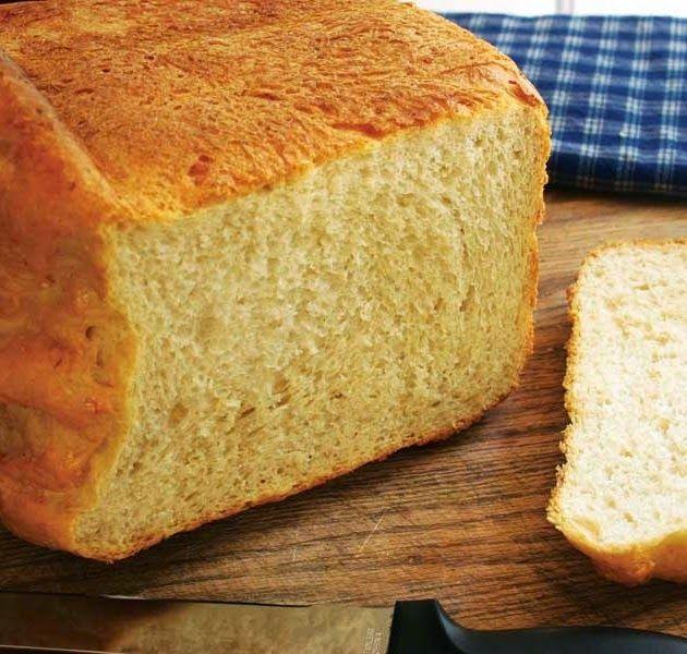 Pão Doce Aromático de Laranja - Máquina de Pão