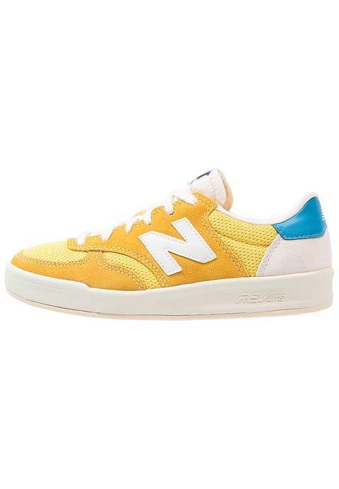 New Balance CRT300 - Tenisówki i Trampki - yellow  za 379 zł (30.03.17) zamów bezpłatnie na Zalando.pl.