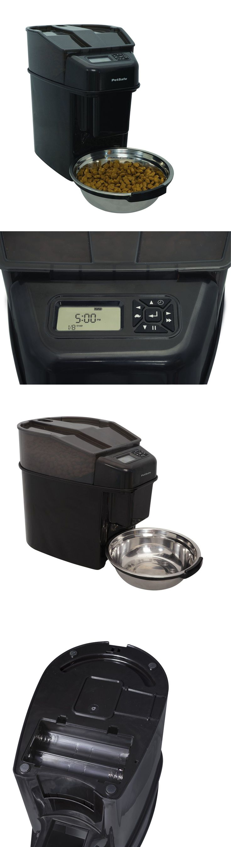 Dishes Feeders and Fountains 177789: Petsafe Healthy Pet Simply Feed 12 Meal Automatic Feeder BUY IT NOW ONLY: $129.95