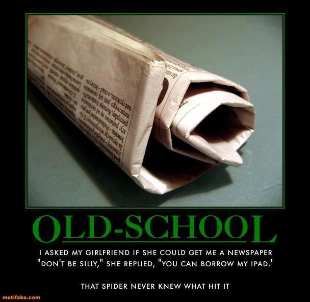 Old School Bug Killer | Books Worth Reading | Reír ...