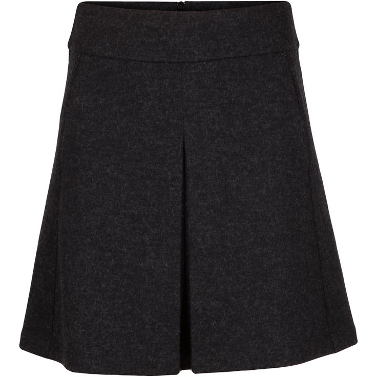 Graduate wool skirt #classy #aline #skirt #wool #comfortable #casual #darkgrey #winter #perfectfit