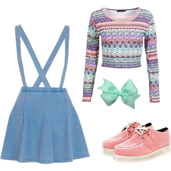 pastel-grunge by ivsidh on Polyvore