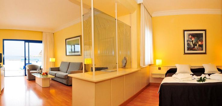 Suite Princess Adults Only Resort **** - #princesshotels #canarias #resort #gran #canaria #adults #only #all #inclusive #valle #taurito #junior #suite #room