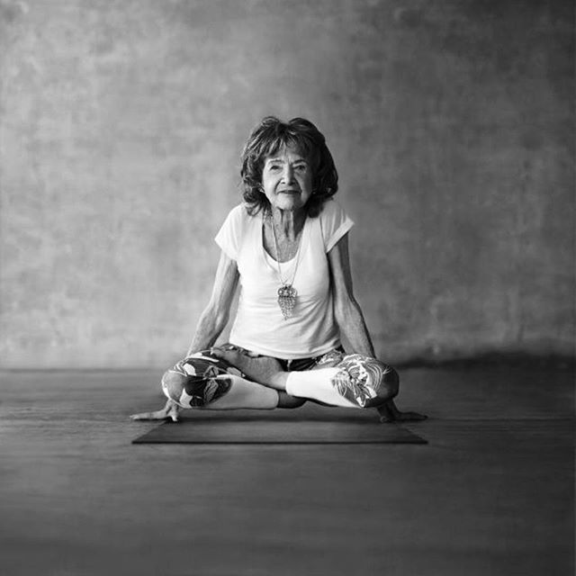 To finish up our #womenshistorymonth series featuring yoga's lesser-known female pioneers, we bring you Tao Porchon-Lynch, a woman who has seen more of yoga's history than any soul alive today. At 98 years old, Tao is the oldest living yoga instructor. Raised in India by an uncle who introduced her to the likes of Mahatma Gandhi, she went on to study under teachers such as BKS Iyengar and Pattabhi Jois. Today, she continues to travel the world and teaches multiple yoga classes a week. Did we…