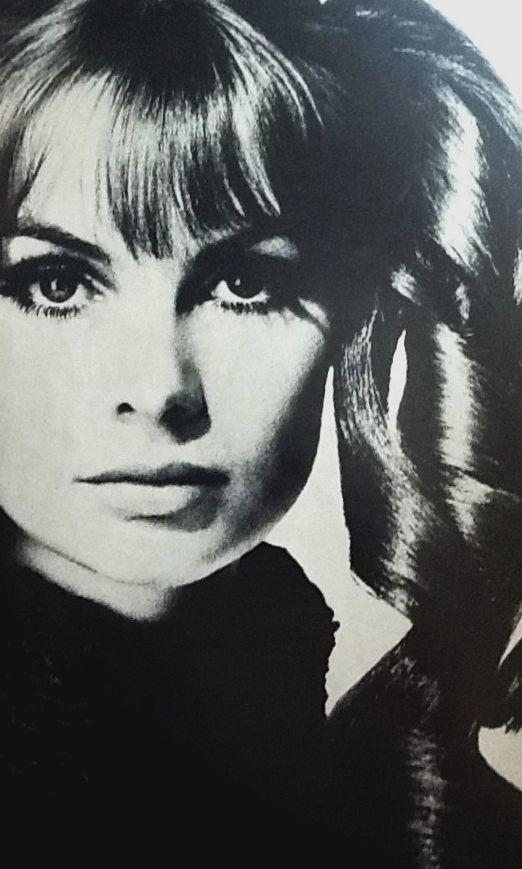 Jean Shrimpton in Vogue Paris August 1965 photographed by Guy Bourdin