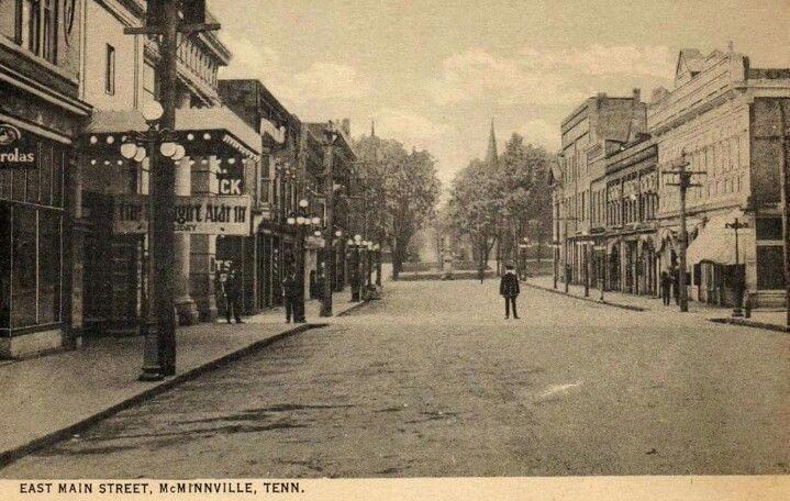 McMinnville TN
