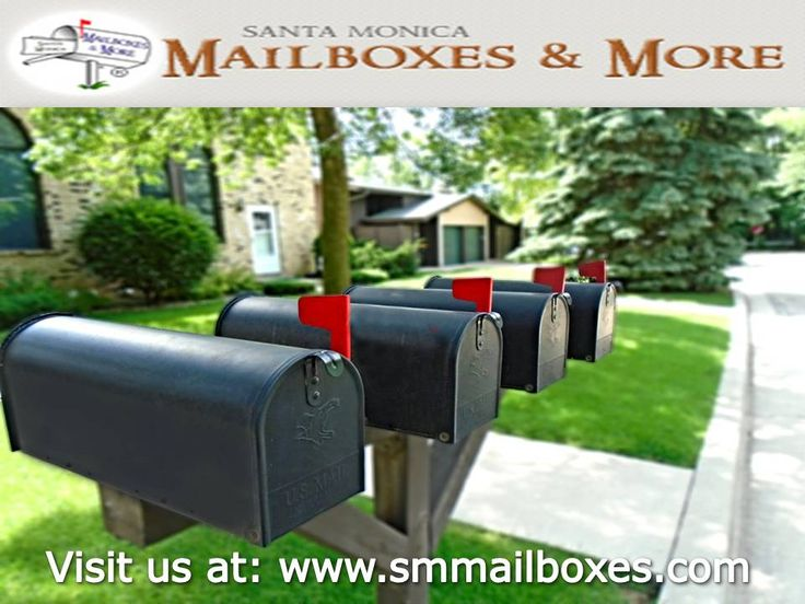 A well known name in the field of providing the mails on time is Santa Monica mailbox rental. Our aim is to provide your mail and packages once a week, twice a month, once a month or on your request via USPS or FedEX. For more details visit us.    http://smmailboxes.com/rent-a-box/