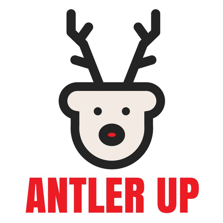 Another Christmas game for you! Super easy and tons of fun!! Check out Antler Up. #christmasgames #reindeergames #youthministry #youthgroup #groupgames #christmaspartygames
