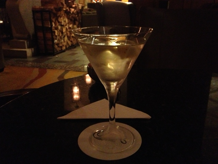 Order a Vesper at The Mallard Lounge in The Fairmont Chateau Whistler is one classy way to do apres-ski.
