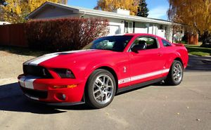 Shelby GT500 Sell or Trade for Classic Car Calgary Alberta image 1