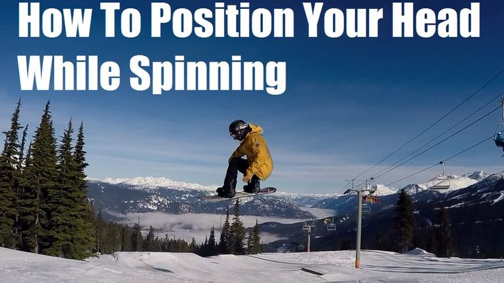 How To Position Your Head While Spinning