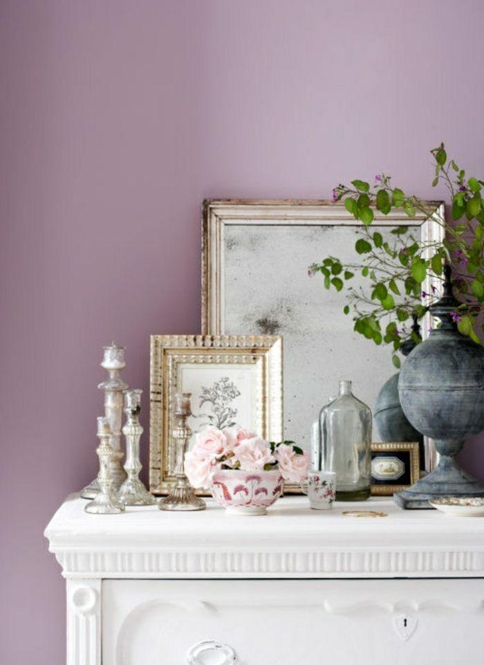 violet claire pour la chambre mauve dcoration originale - Chambre Mauve Clair