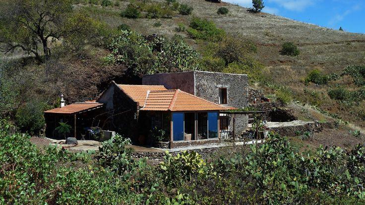 La Palma Turismo Rural | Ferienhaus La Palma, Teneriffa, El Hierro | Karin Pflieger - Ferienhaus Ferienwohnung