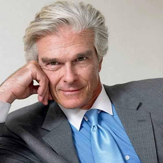 Die besten Frisuren für ältere Männer | Ältere herren ...