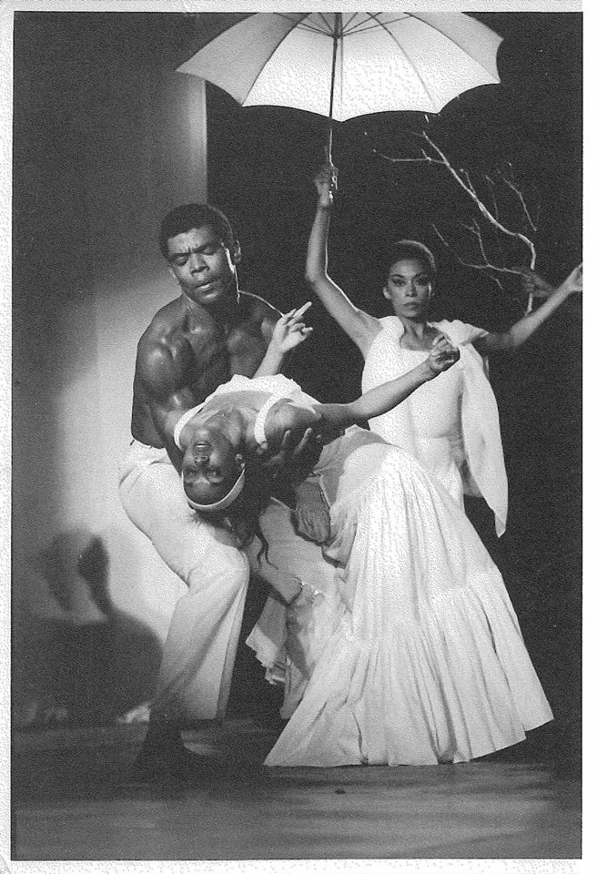 Alvin Ailey American Dance Theatre -  early performance of Revelations with Ailey himself