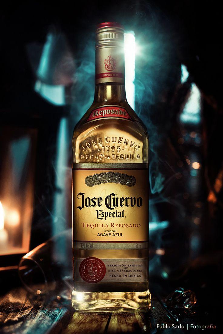 Tequila Jose Cuervo - Reposado - Pablo Sarlo on Fstoppers