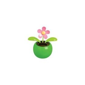 Solar Powered Dancing Flower Only$3.40! #gift #solar #toy #dance