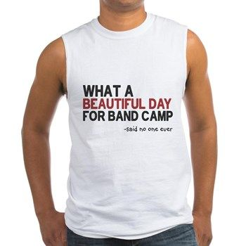 Marching Band Tank Tops | Marching Band Tanks for Men/Women""