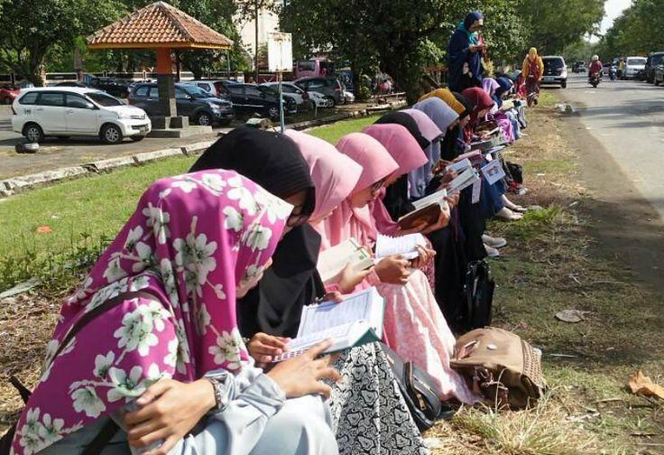 Tips Khatam Alquran di Bulan Puasa ala Komunitas One Day One Juz
